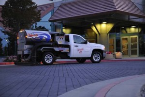 Parking Lot Sweeping Service in Reno, NV