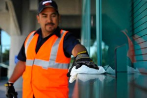 Janitorial Services by Universal Site Services Bay Area