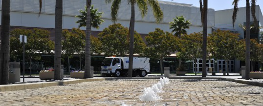 Preserve Business Image with Parking Lot Sweeping Services