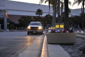 a clean parking lot maintained by parking lot sweeping from universal site services in fairfield CA