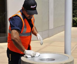 Day Porter Cleaning Commercial Property