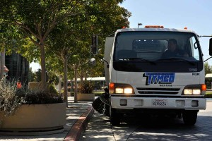 Parking Lot Sweeping in Cupertino by universal site services