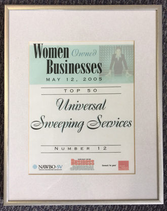 Women in Business Award 2005