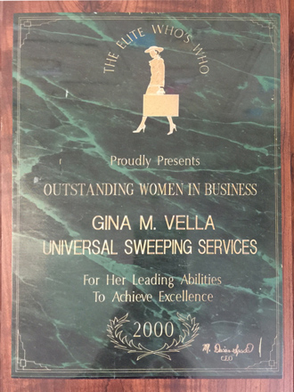 Outstanding Women in Business Award