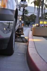 Coronado Parking Lot Sweeping