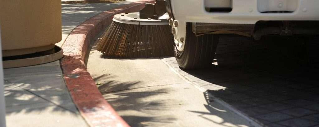 Brush Sweeper Redwood City